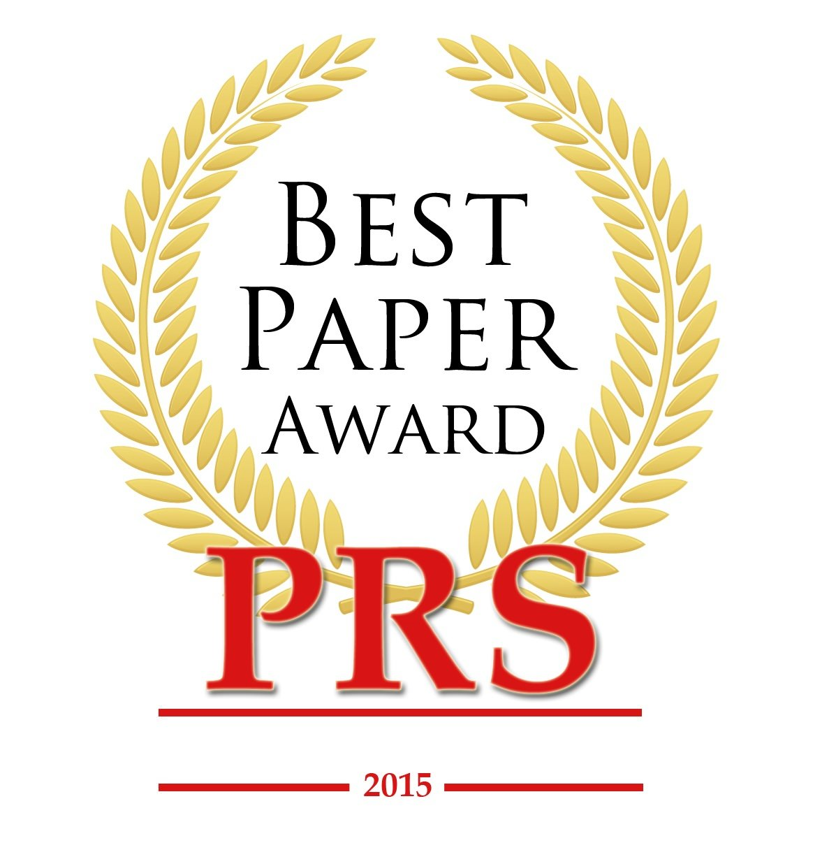 Best Paper Award for Research in Facial Feminization Surgery