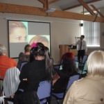 Dr, Daniel Simon talks on FFS at Sparkle 2012