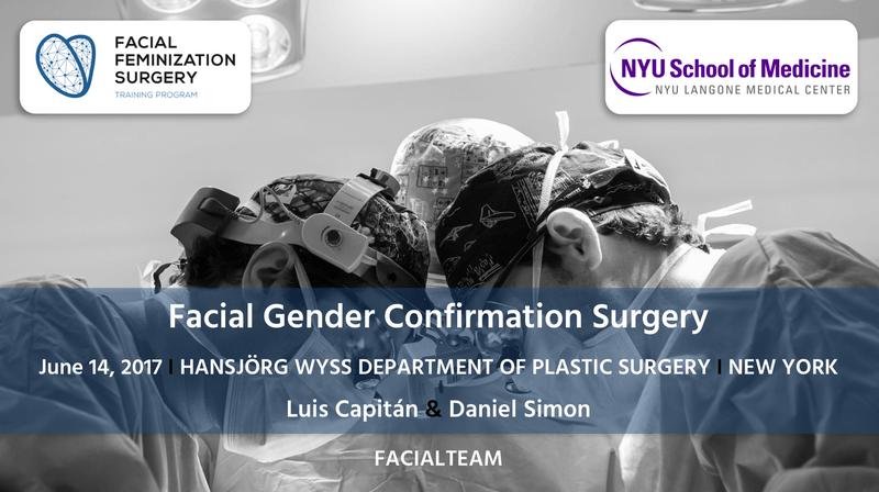 FFS Surgeons at NYU, training the next generation | FACIALTEAM