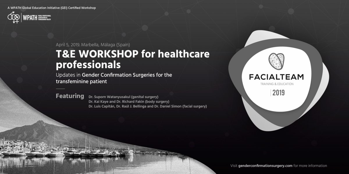 T&E Workshop for healthcare professionals