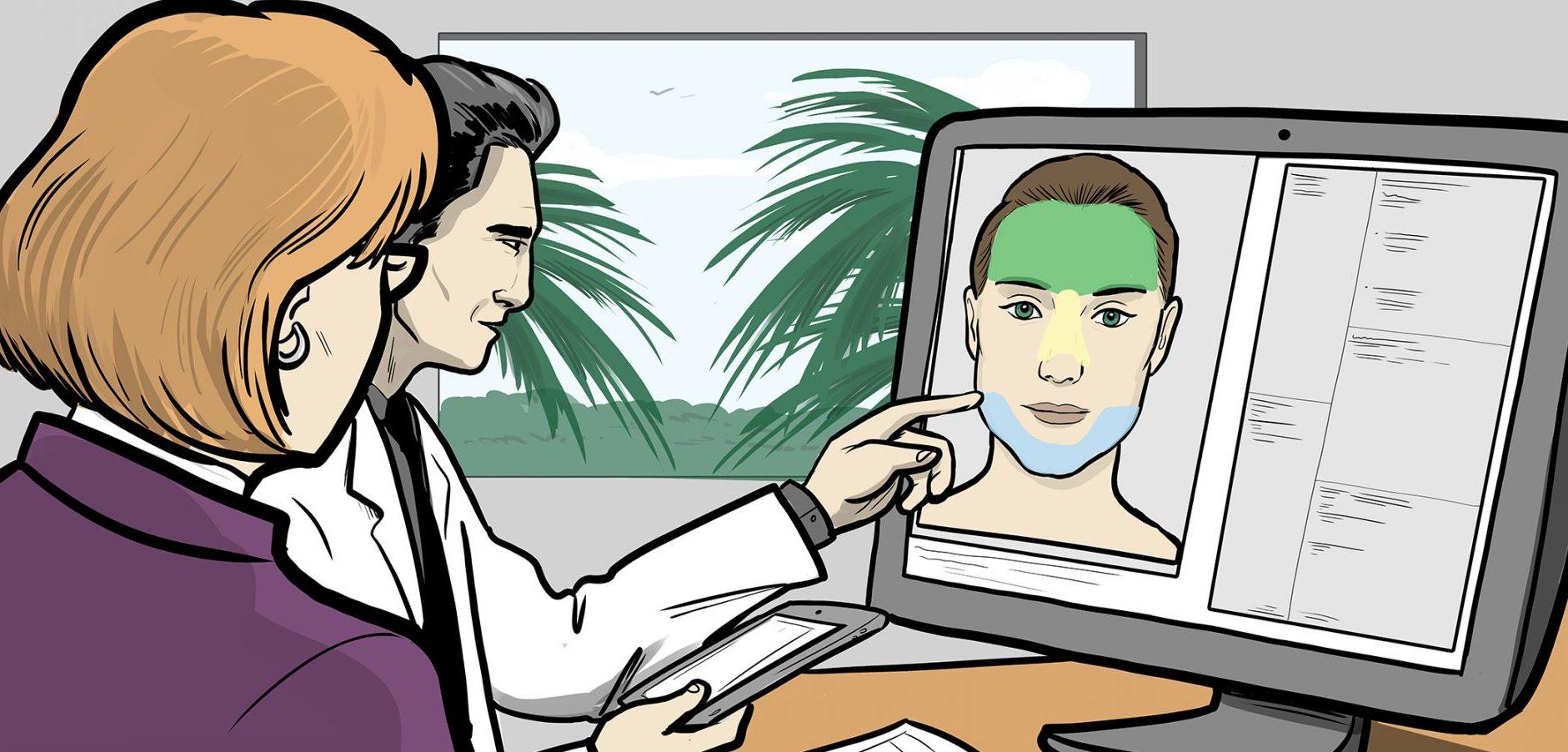 Facial Feminization Scars | 3 Pillars of Facialteam's approach