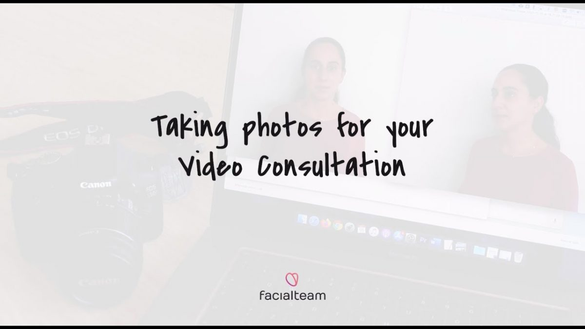 taking photos for consultations