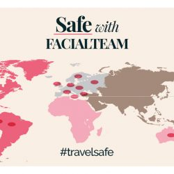 Safe with Facialteam | Travel Tracker monitors 45+ countries