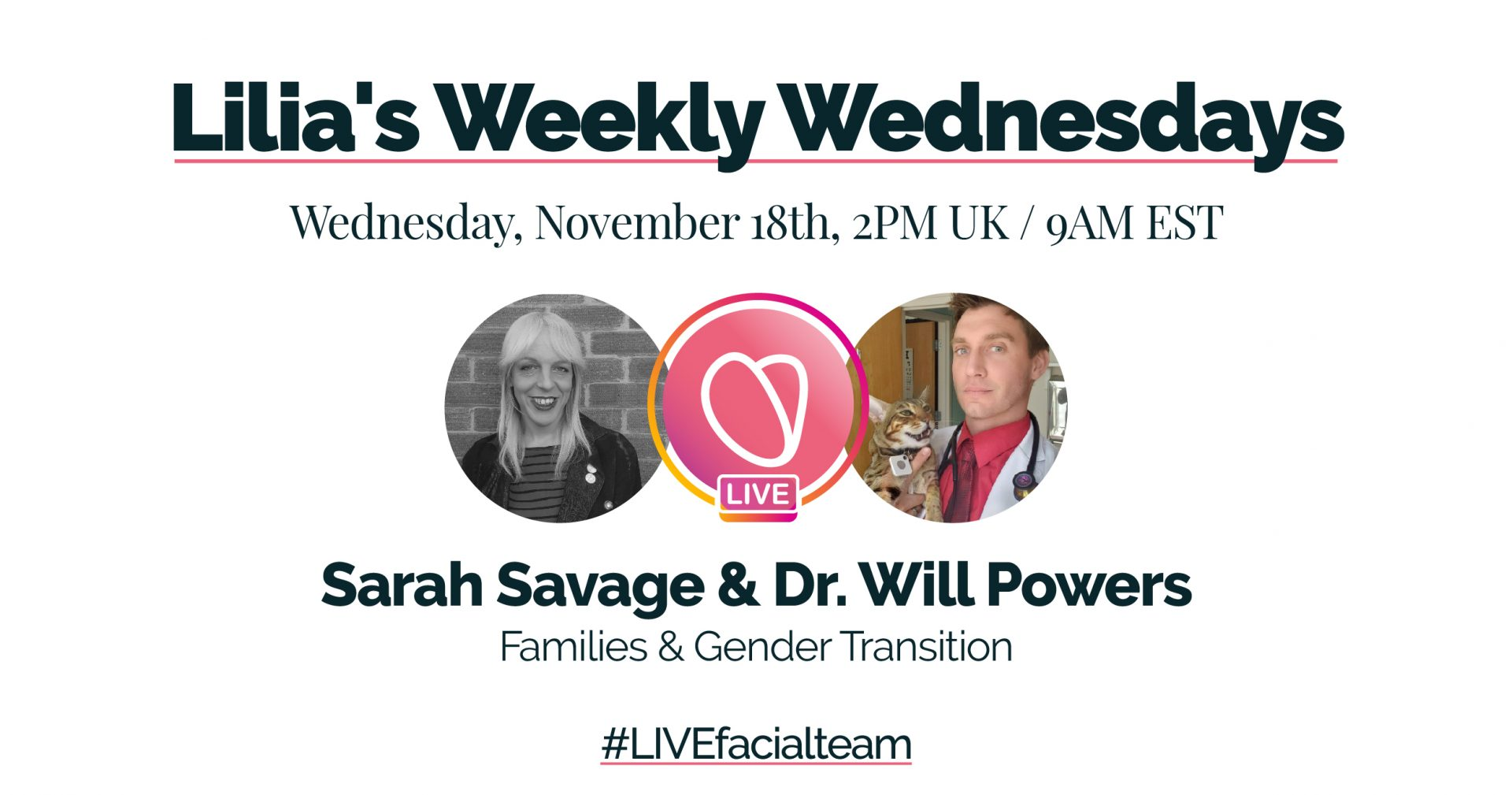 Lilia's Livestreams 2020 | Almost Weekly Wednesdays!