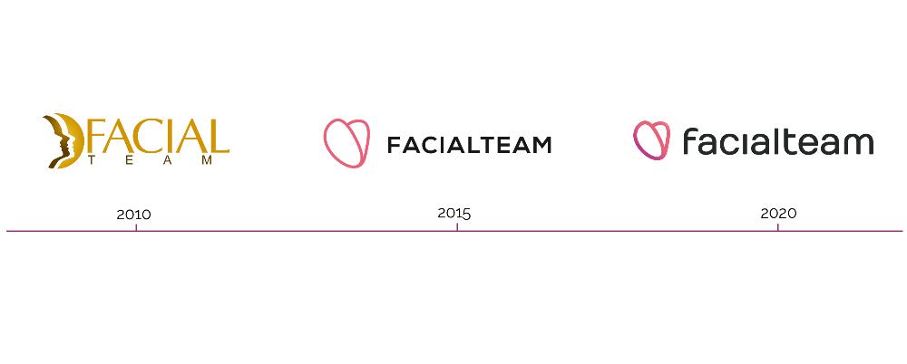 timeline logo facialteam