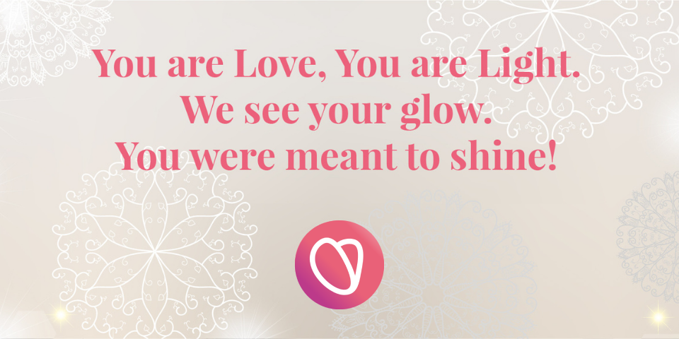 You are our guiding light – Shine bright this holiday season!