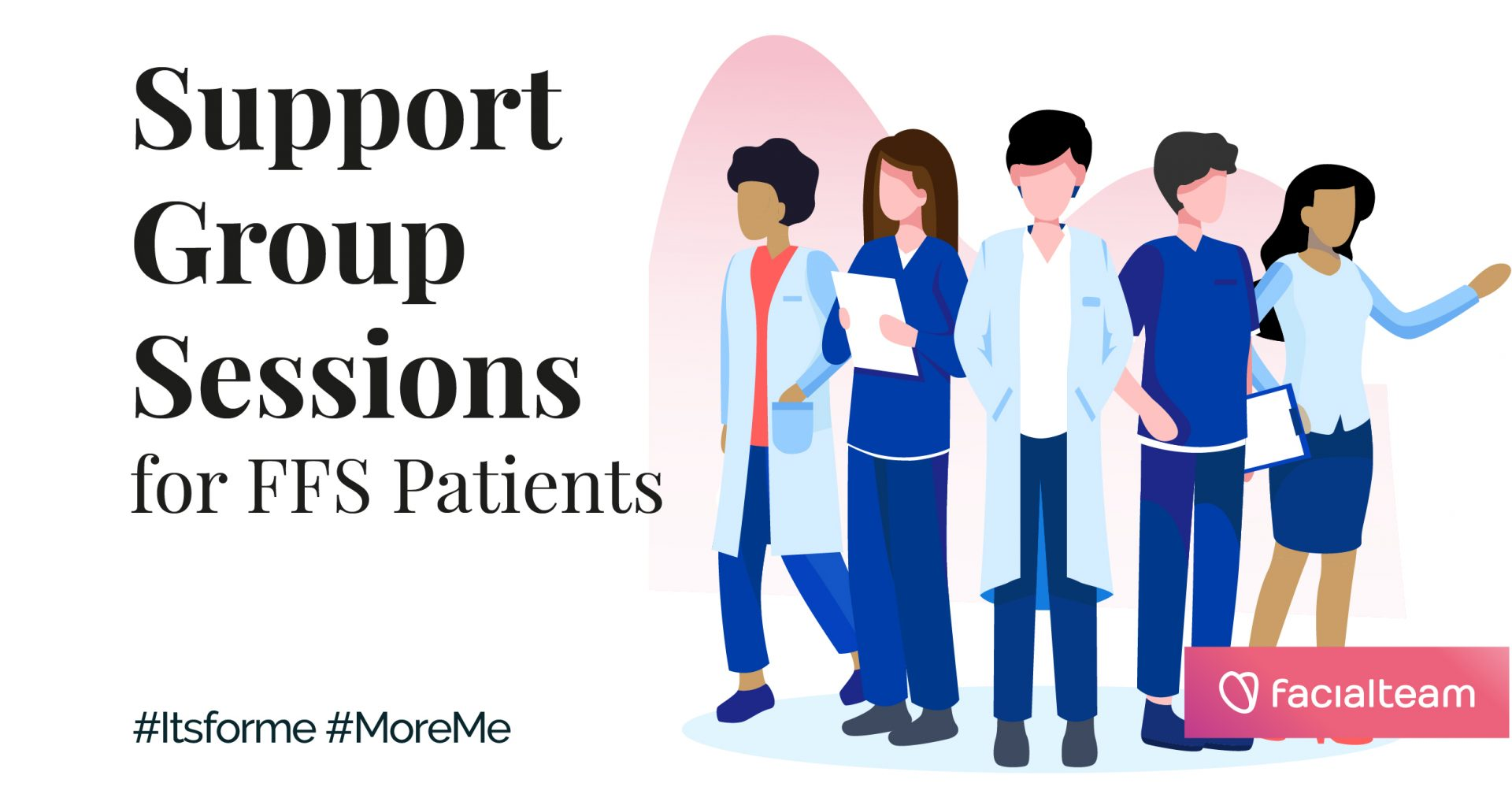 It takes a village – FFS Support sessions are not just for patients