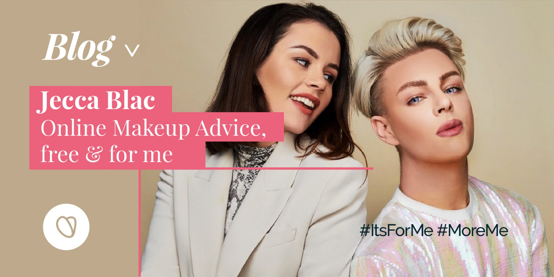 Free Makeup Advice for all gender identities – Online!