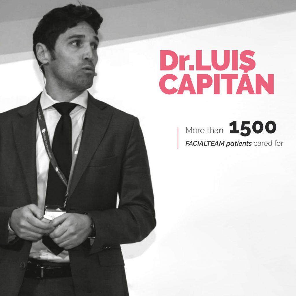 Dr. Luis Capitán, CEO Facialteam