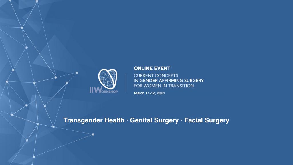 Facial Gender Surgery Workshop