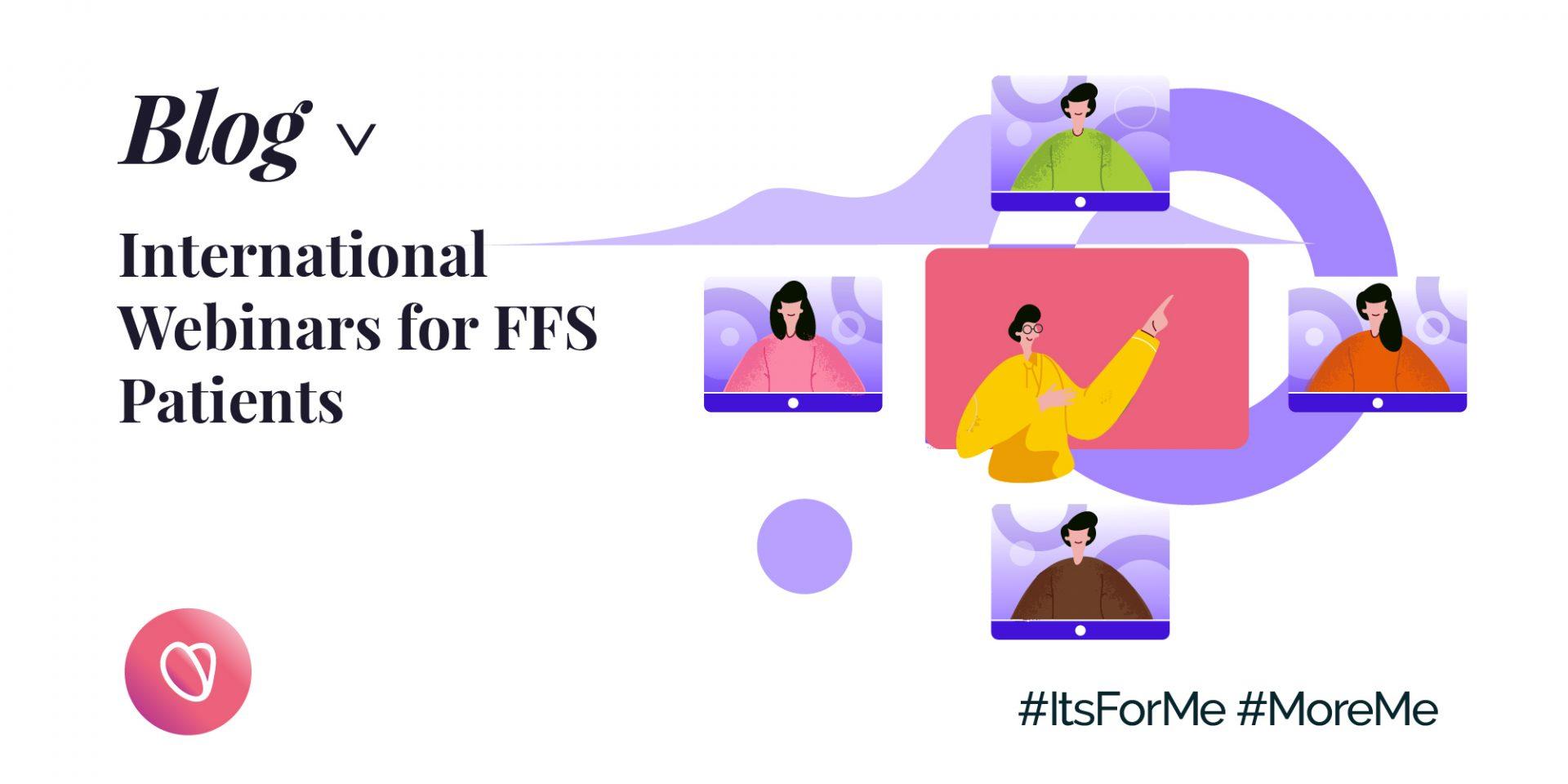 International FFS Webinars connect patients