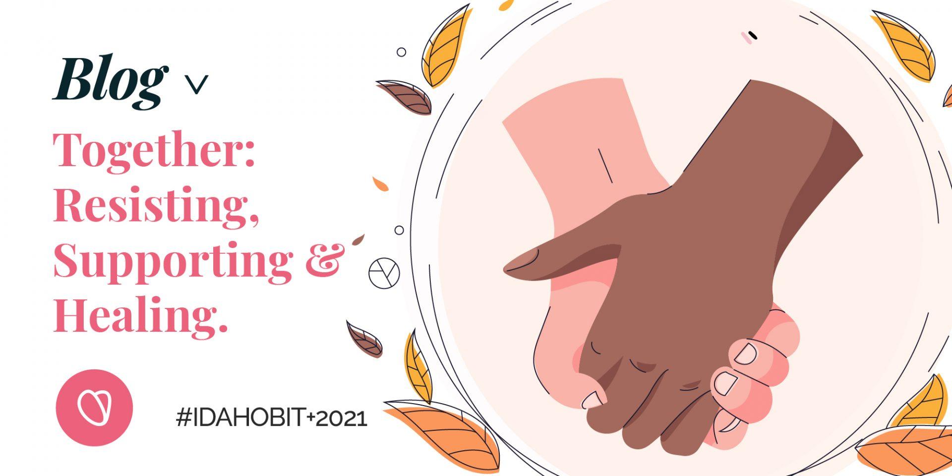 IDAHOBIT 2021 – International Day Against Homophobia, Biphobia & Transphobia